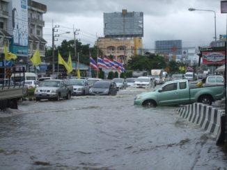 Floods in Cha-am