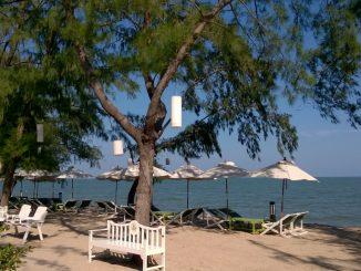 Chaam beach