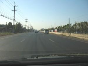 Les routes de Thaïlande