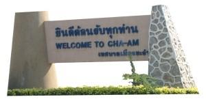 Bienvenue à Cha-am