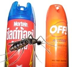 Gagner la batille contre les moustiques