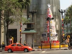 Noël à Bangkok