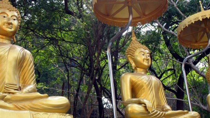 Religion And Superstitions In Thailand - Thailand religion