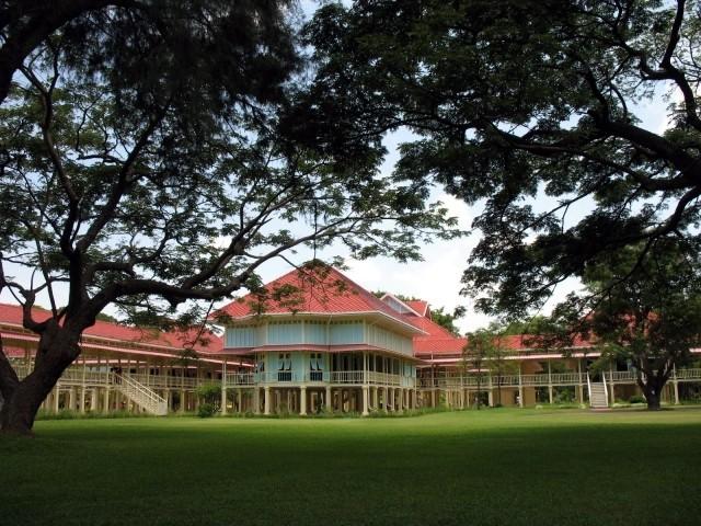 Le Palais Mrigadayavan