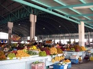 Le marché de Cha-am