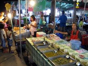 Le marché du mercredi soir