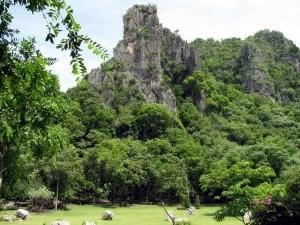 Le parc Khao Nang Phanthurat