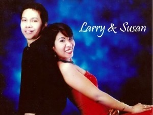 Larry and Susan, the entertainers
