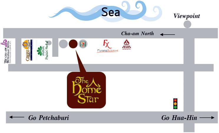 Location map.