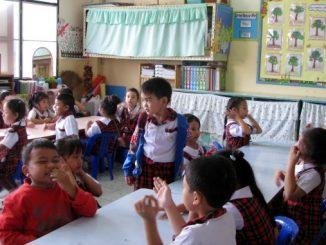 A school in Cha-am