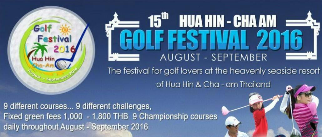 Golf Festival 2016