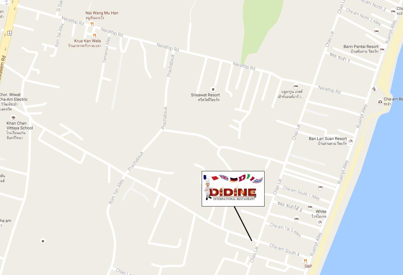 Didine location
