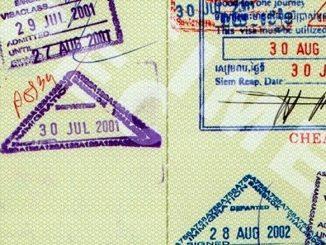 Visa touriste Thailande