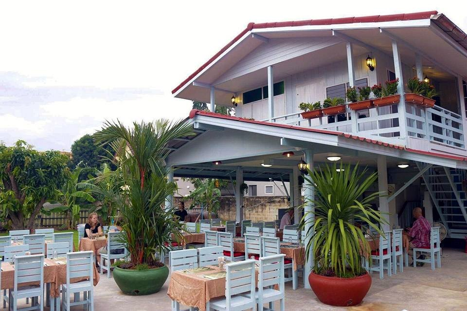New Didine restaurant