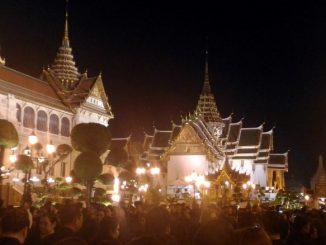Rama IX funeral